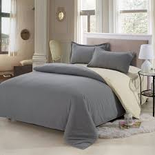 solid color comforter. Perfect Solid 4Pcs Solid Color Bedding Set Duvet Cover Sets Bed Linen Include  Sheet Pillowcase And Comforter C