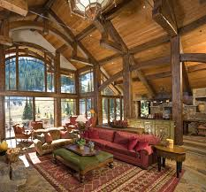 Interior Design Mountain Homes Set Interesting Design Ideas