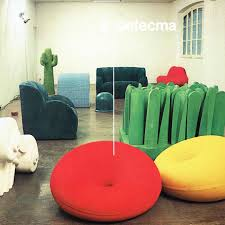 Italian Radical Design Italian Radical Design Detecma Picture Bean Bag Chair