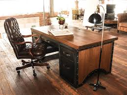 Chairman Desk | Vintage industrial furniture, Industrial furniture ...
