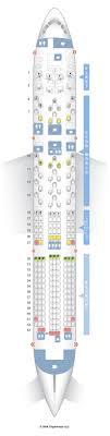 British Airways Business Class Seating Chart Seatguru Seat Map British Airways Boeing 787 9 789