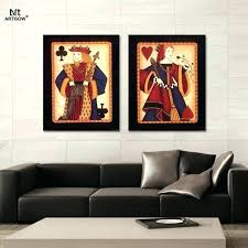 king and queen crown set king and queen wall decorations wall art no frame wall king and queen crown