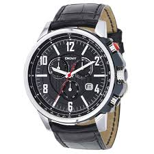 ny1325 mens black dial chronograph designer watch dkny ny1325 mens black dial chronograph designer watch