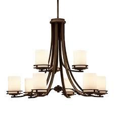 kichler lighting hendrik 9 light chandelier