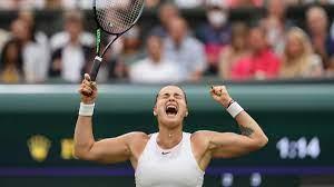 Wimbledon: Aryna Sabalenka gewinnt Viertelfinale gegen Ons Jabeur und  fordert nun Karolina Pliskova - Eurosport