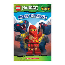 Le3ab Store - Rise of the Snakes (LEGO Ninjago: Reader) LEGO Ninjago toys  are a hit with boys 5 - 9! Scholastic's books are based on the popular  Cartoon Network series. Just
