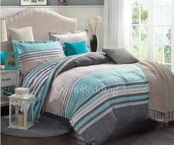 full size comforters sets light blue simple textured comforter obd081405 6