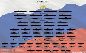 Us Submarine Classes Chart Here Are All The Submarines Of The Russian Navy In One