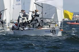 National One Design Sailboat Mainsail For One Design Sport Keelboats J24 Ullman Sails