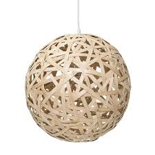 bamboo pendant light. Nature Bamboo Pendant Lamp Light