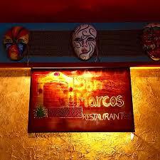 san marcos mexican restaurant wall decor