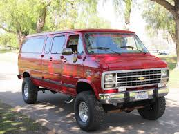 converting my chevy van to a 4x4 | General Discussion | Vannin ...