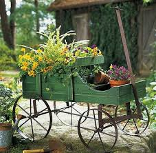 flower cart ideas lovely wood wagon rolling amish country cart flower plant pot of flower cart