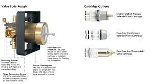 shower faucet cartridge delta shower faucets delta rough in valve with cartridges moen shower faucet cartridge