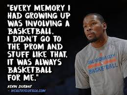 Kevin Durant Quotes Beauteous 48 Athletic Inspiring Kevin Durant Quotes Wealthy Gorilla