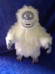 animated ble abominable snowman rudolph the red nosed reindeer by gemmy