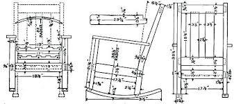 Children Rocking Chair Plans Majestic Design Rocking Chair Plans How