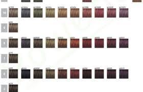 Goldwell Color Chart 2018 Goldwell Color Chart Goldwell Semi Permanent Hair Color