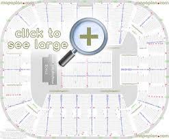Eagles Stadium Seating Chart View Bedowntowndaytona Com