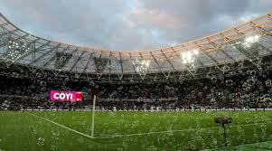 London stadium is the new home of premier league club west ham united. Crystal Palace F C West Ham United London Stadium