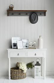 hallway furniture ideas. decorate your hall in grey and white a picture of the new england console hallway furniture ideas