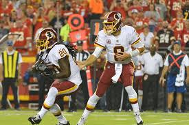 Washington Redskins 2017 Depth Chart Washington Redskins Vs Kansas City Chiefs Monday Night