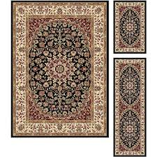 red and gold area rug 3 piece set black red and gold area rug elegance red red and gold area rug