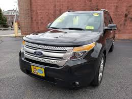 Microsoft Used Cars Ford Explorer Xlt 4wd Luxury Suv 2013 In Lawrence North Andover