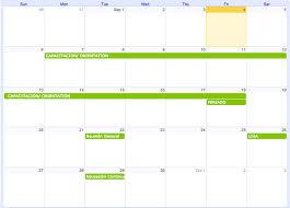 Calendario Ve Global Septiembre 2015