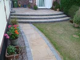attractive garden patio designs to