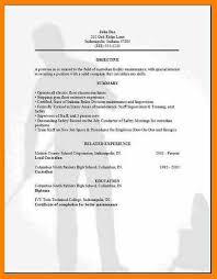 Custodian Resume Sample - Techtrontechnologies.com