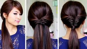 stani party hairstyles for long hair dailymotion bridal makeup