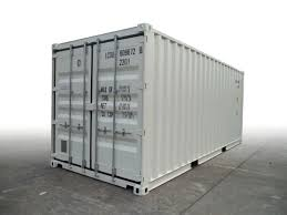 20ft Container - Buy or Rent Container at iCON Container Services