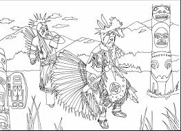 American Indian Coloring Pages 1 13 Betweenpietyanddesirecom