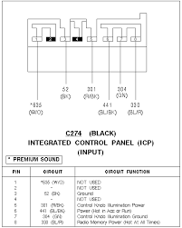 ford cd radio wiring diagram wire center \u2022 97 Ford Explorer Wiring Diagram at 1998 Ford Explorer Speaker Wiring Diagram