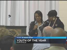 Boys and Girls Club of N. AL honors Youth of the Year