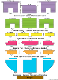 Wellmont Theatre Seating Chart
