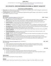 Credit Analyst Resume Sample Best of Resume Examples For Credit Manager With Merchandiser Resume Sample