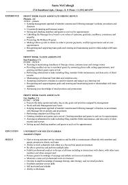Resume For Sales Resumes Front Desk Associate Samples Velvet Jobs