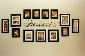 Wall Photo Collage Ideas With Frames Wall Photo Collage Ideas With Frames  exquisite home interior decoration