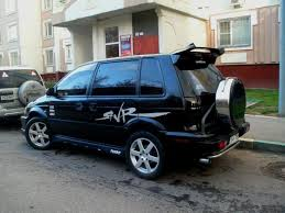 1997 Mitsubishi RVR Pictures