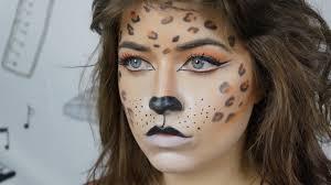 cheetah makeup photo 2