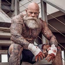 что будет с тату в старости стереотипы и реальность блог о тату
