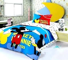clubhouse twin bed sh mickey