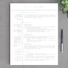 Apple Pages Resume Templates Free Print Single Page Resume Templates Free Download Sample Resume 90
