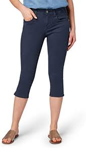 <b>Tom Tailor</b> Women's <b>Alexa</b> Capri Slim Jeans: Amazon.co.uk: Clothing