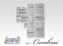 brae new home floor plans 4 bedroom