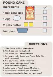 wooden make a cake mixer set