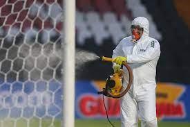 Jogos adiados podem virar rotina no Campeonato Brasileiro, dizem  infectologistas - Guarulhos Hoje