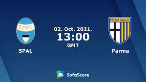 SPAL - Parma Live ticker, H2H und Aufstellungen